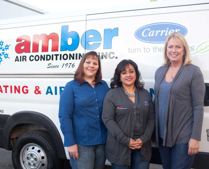 Amber Air Conditioning Heating Services